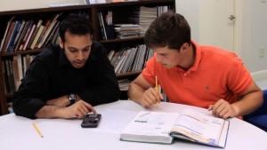 AJ & Student Andrew