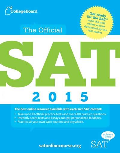 SAT Book 2015