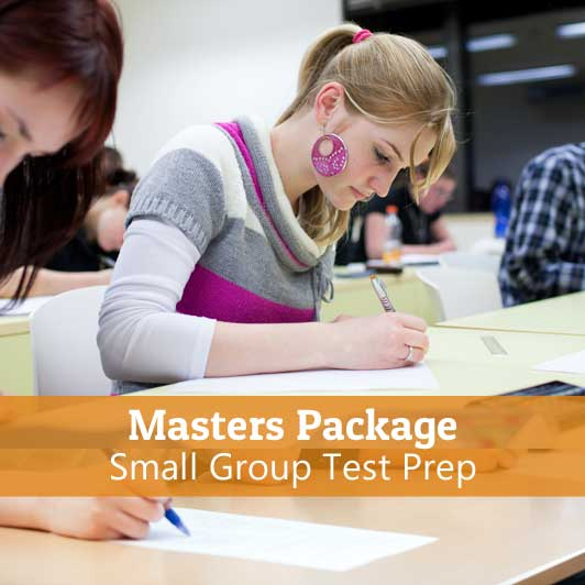 Small-Group-Test-Prep-Masters-Package
