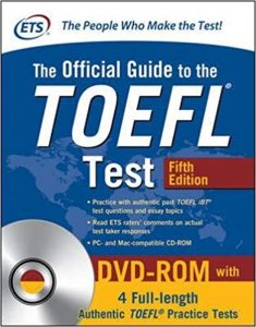 TOEFL Prep Manual