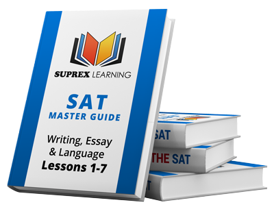 Custom SAT prep book Lessons 1-7