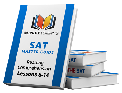 Custom SAT prep book Lessons 8-14