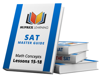 Custom SAT prep book Lessons 15-18